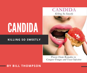 Candida: Killing So Sweetly by Bill Thompson