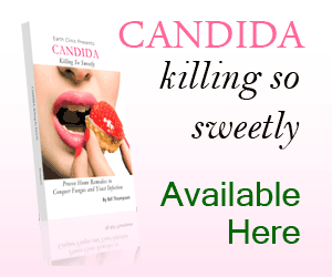 Candida Killing So Sweetly Bill Thompson Book