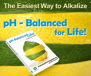 pH-Balanced for Life! The Easiest Way to Alkalize