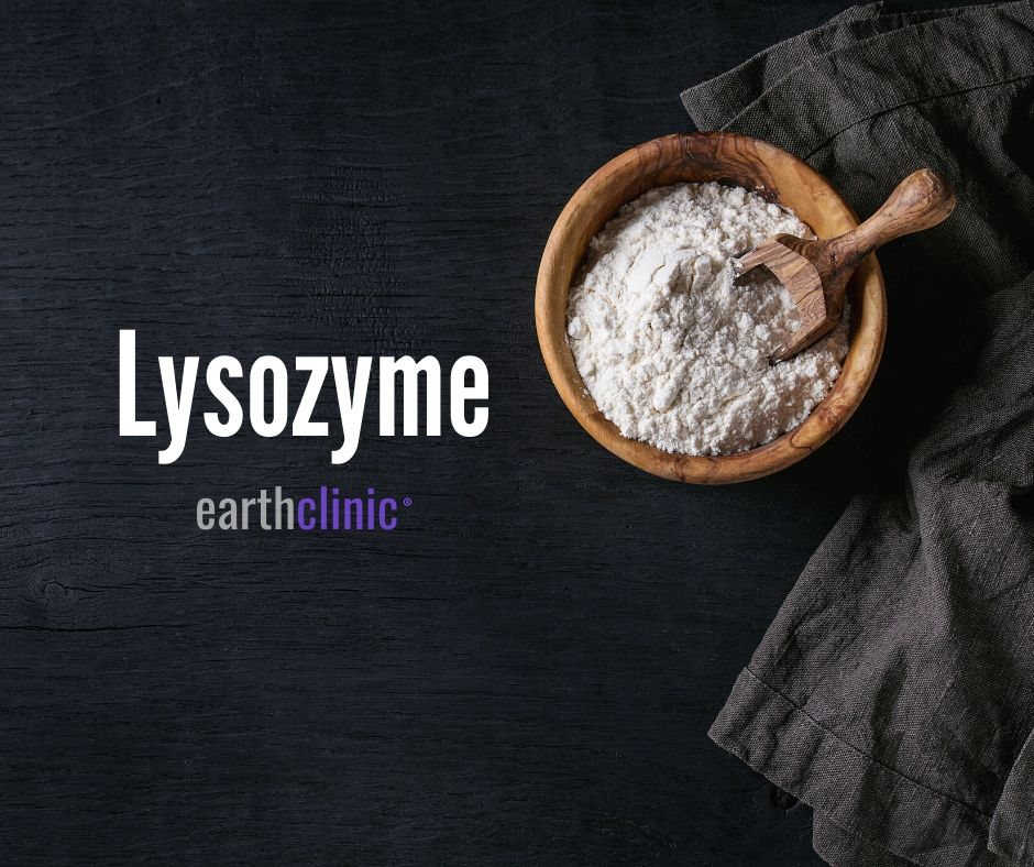 Lysozyme Treatment from Italy