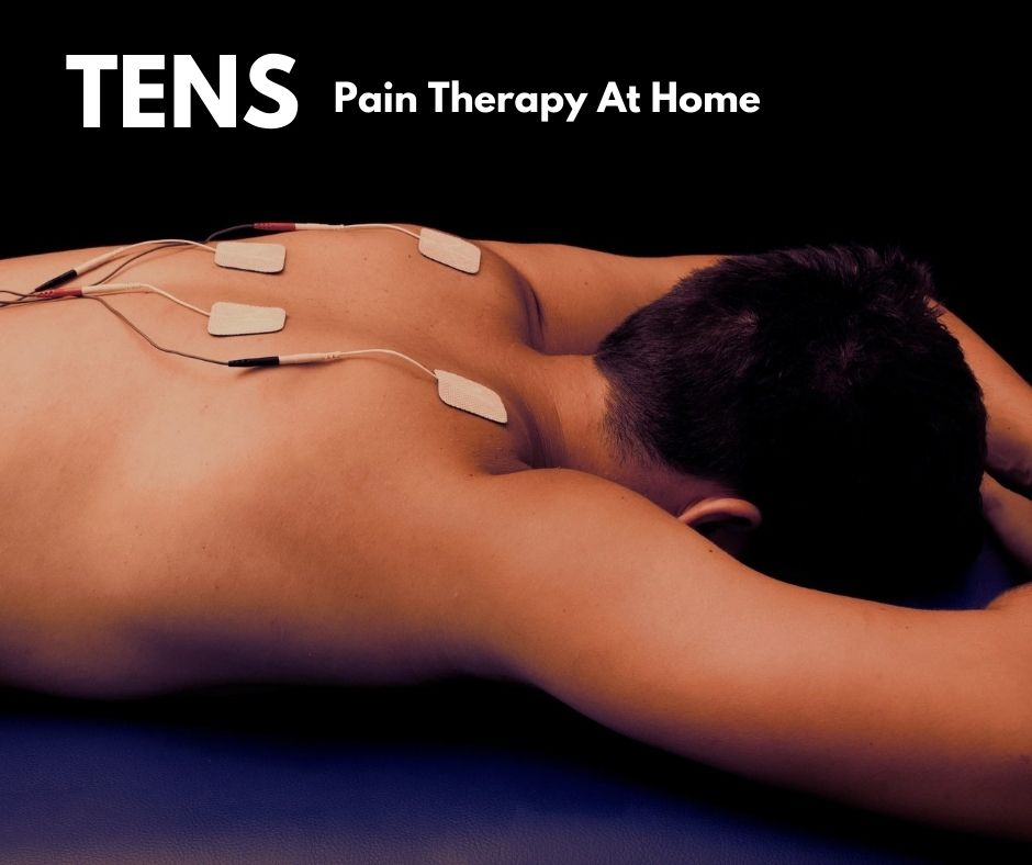 TENS Pain Therapy at Home