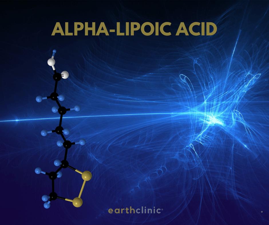 Alpha Lipoic Acid Health Benefits