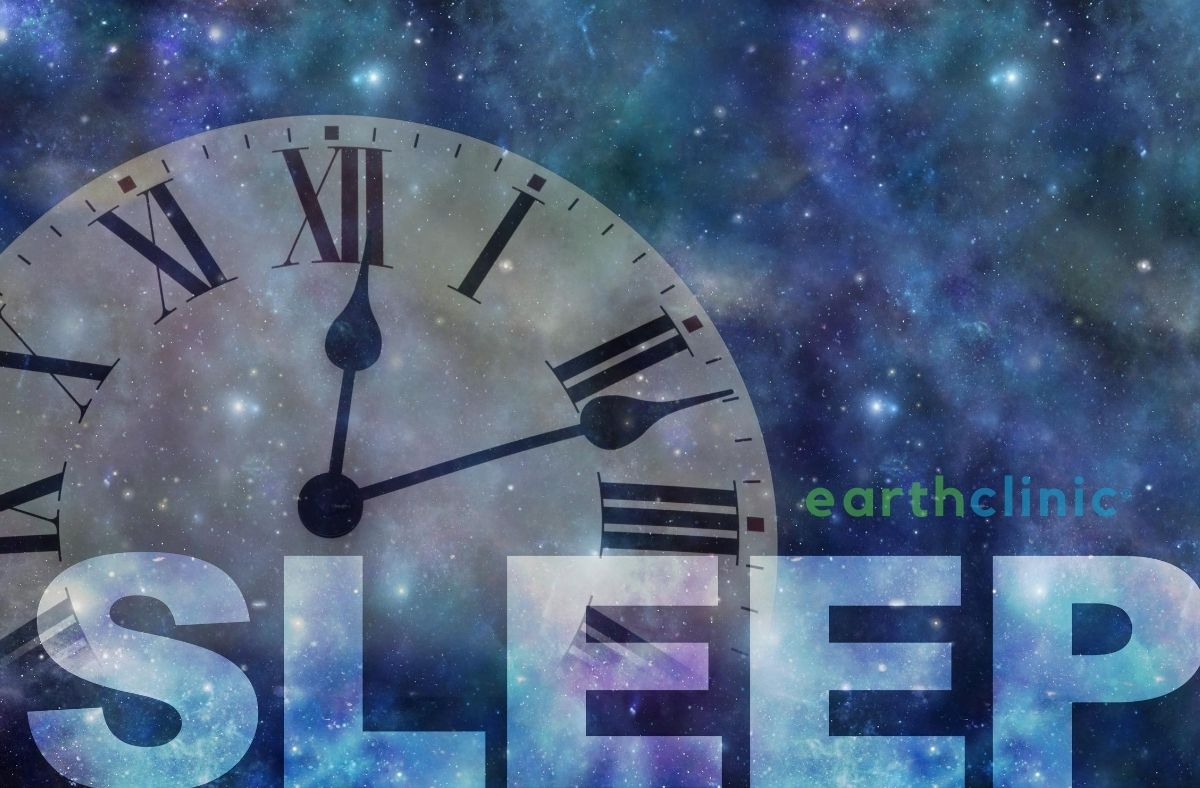 Art Solbrig Insomnia remedies on Earth Clinic.