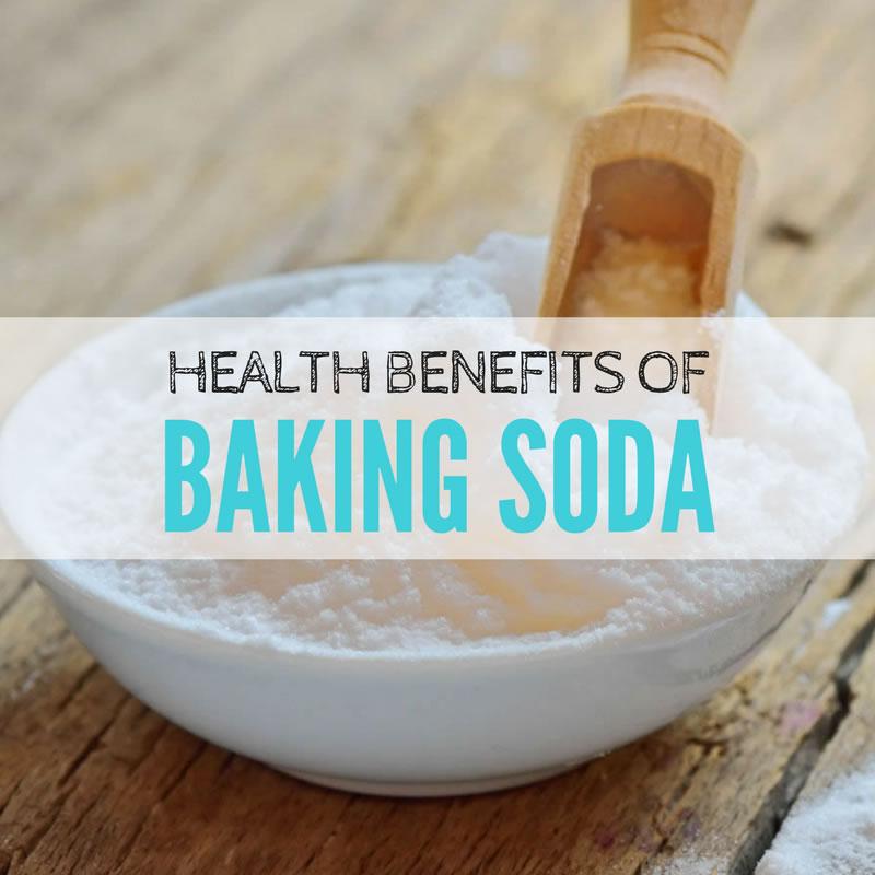 Baking Soda Health Benefits