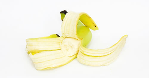 Banana Peel for Warts