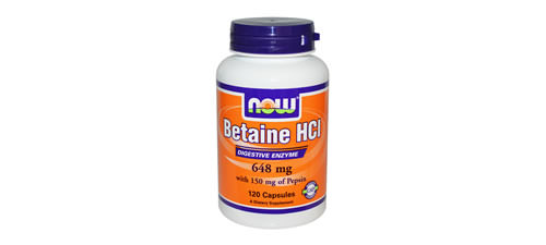 Betaine HCL Health Benefits