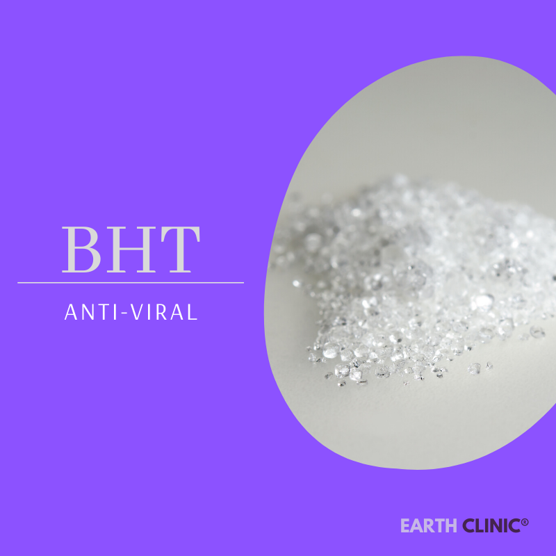 BHT remedy on Earth Clinic