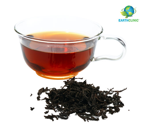 Black Tea Cures