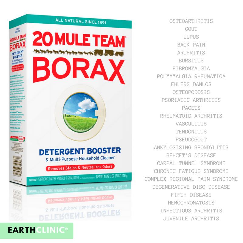 Borax for Arthritis