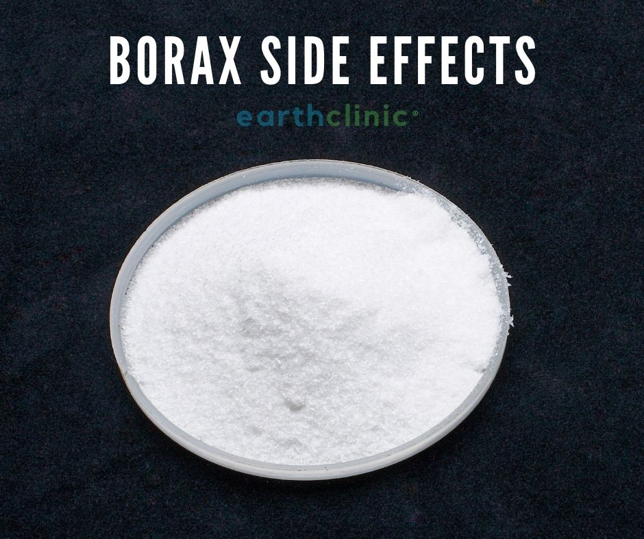 Borax Side Effects