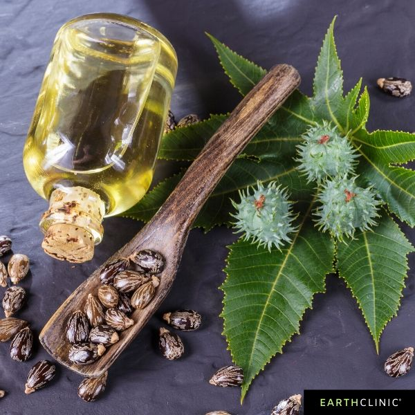 Castor Oil for Cysts.