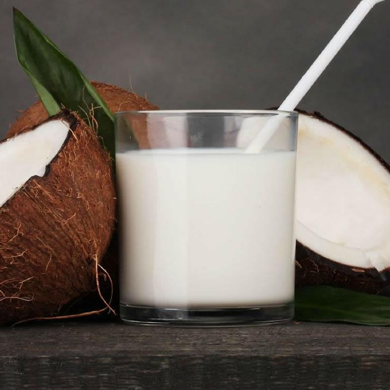 Coconut Milk Health Benefits