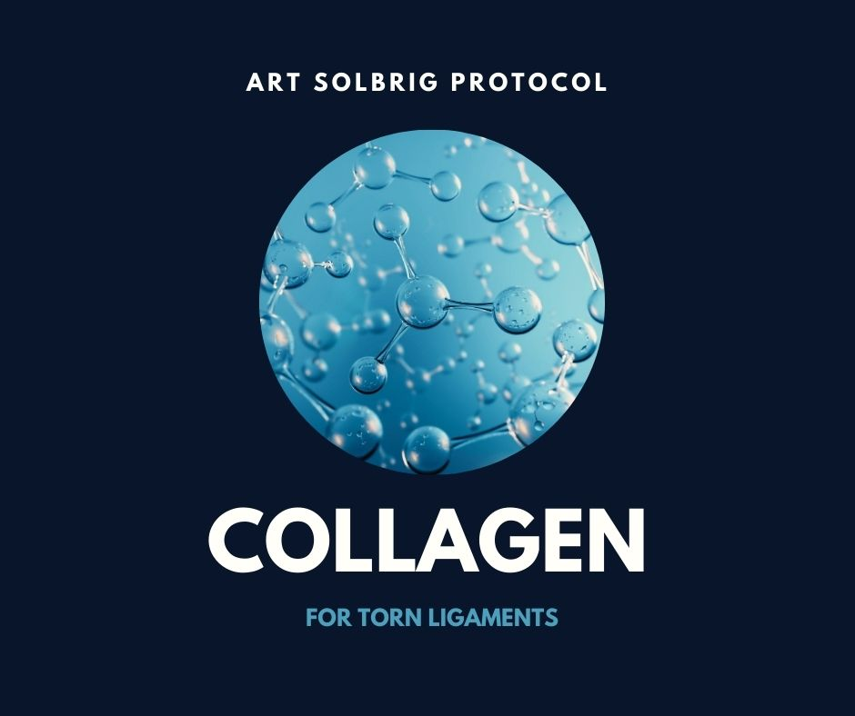 Collagen for Torn Ligaments.