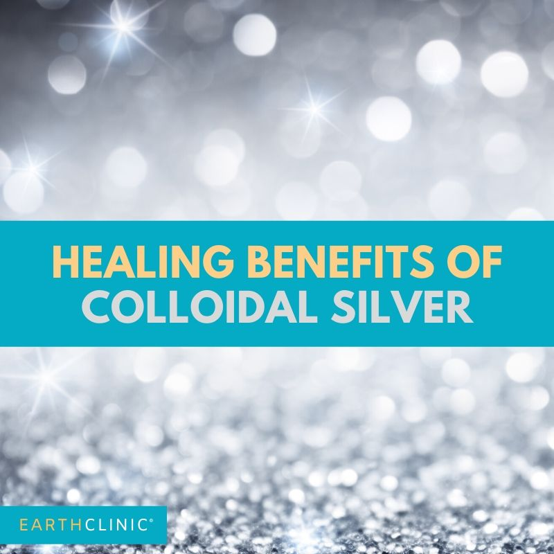 Colloidal Silver remedy on Earth Clinic.