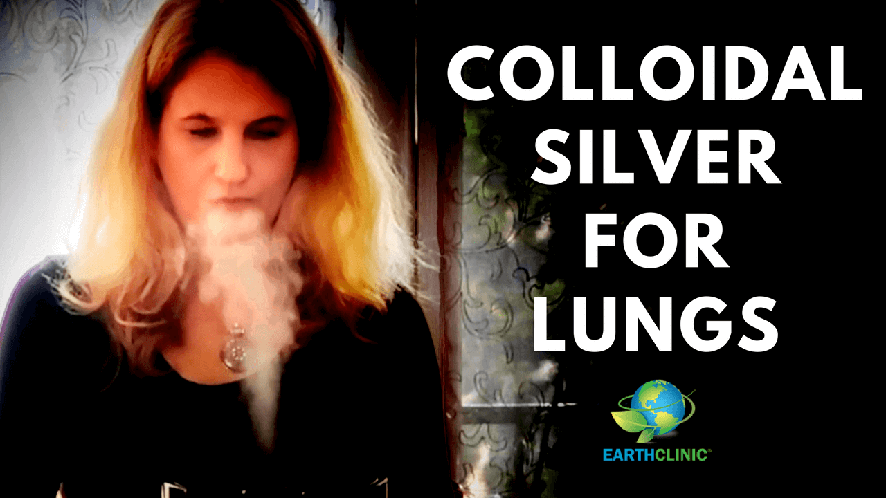 Colloidal Silver for Lungs