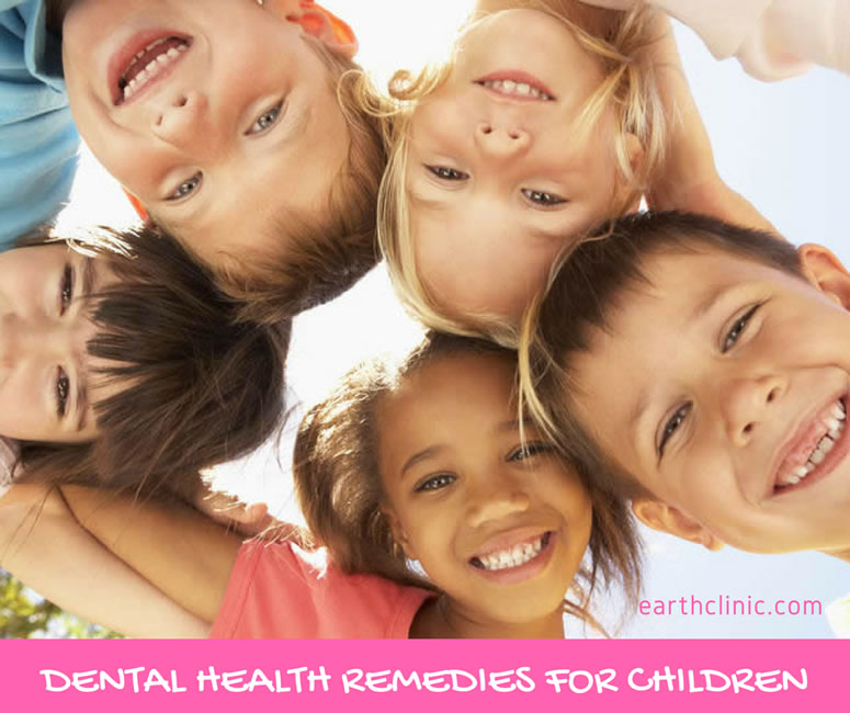 Dental Health Remedies for Children