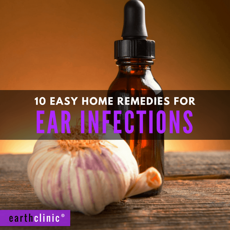 Ear Infection Natural Remedies