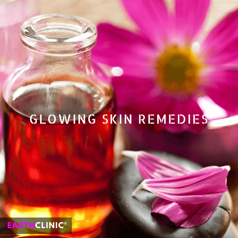 Glowing Skin Natural Remedies