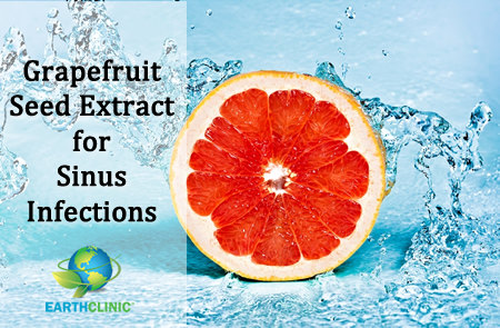 Grapefruit Seed Extract for Sinus Infections