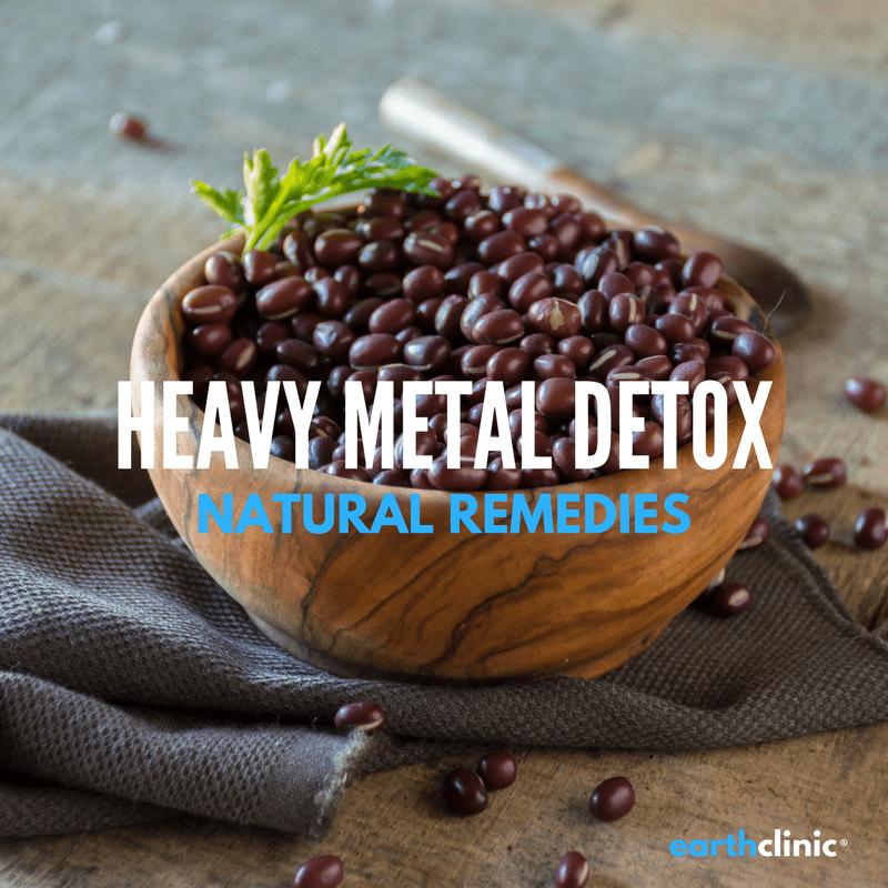 Heavy Metal Detox Natural Remedies