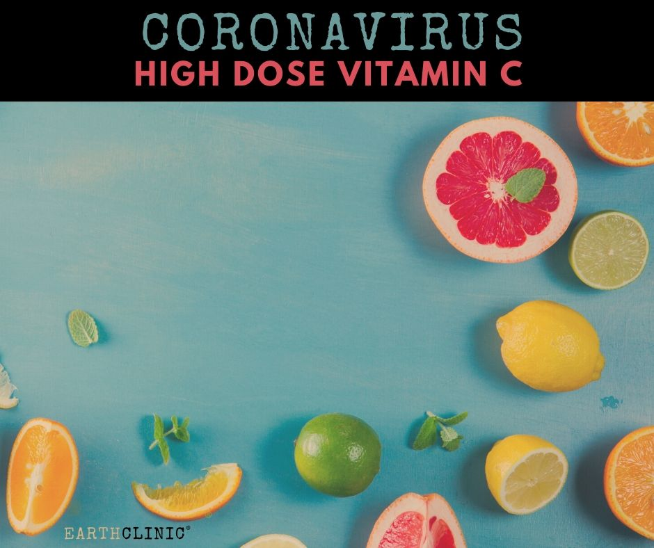 High Dose Vitamin C for Coronavirus