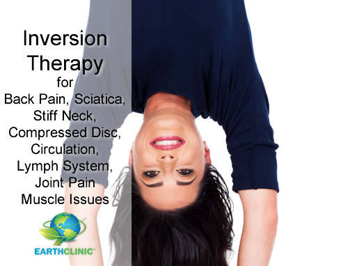 Inversion Board Therapy Benefits