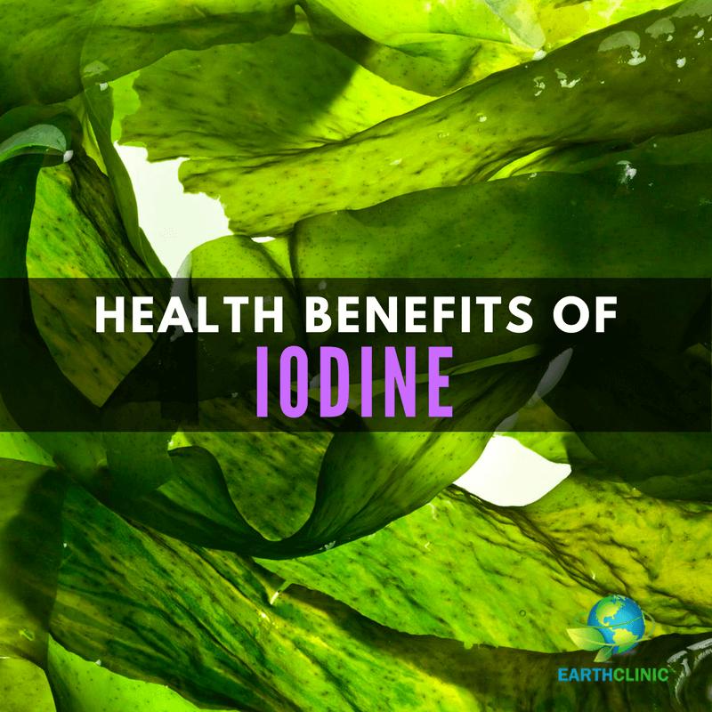 Iodine Health Benefits