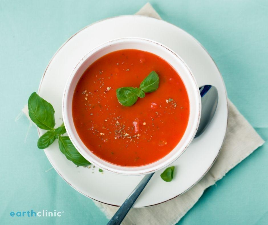 Jean's Spicy Tomato Tea Cure