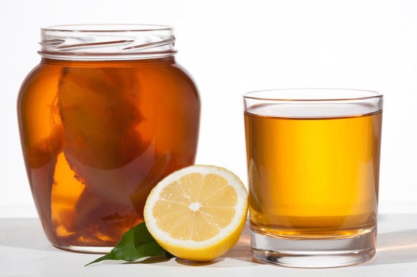 Kombucha Tea for Lipomas