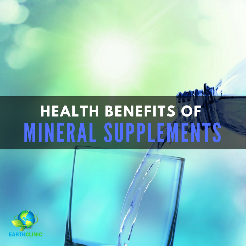 Health Benefits of Mineral Supplements