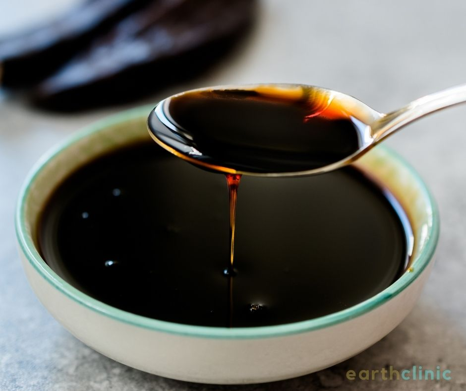 Blackstrap Molasses for Anemia