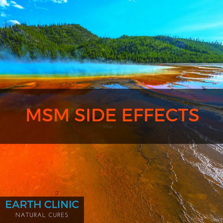 MSM Supplement Side Effects