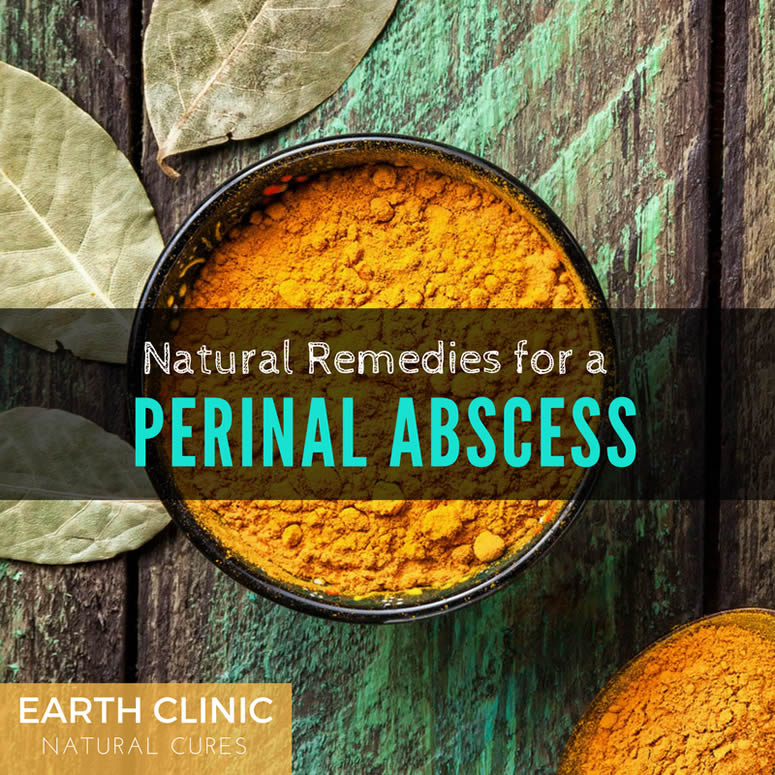 Perianal Abscess Natural Remedies