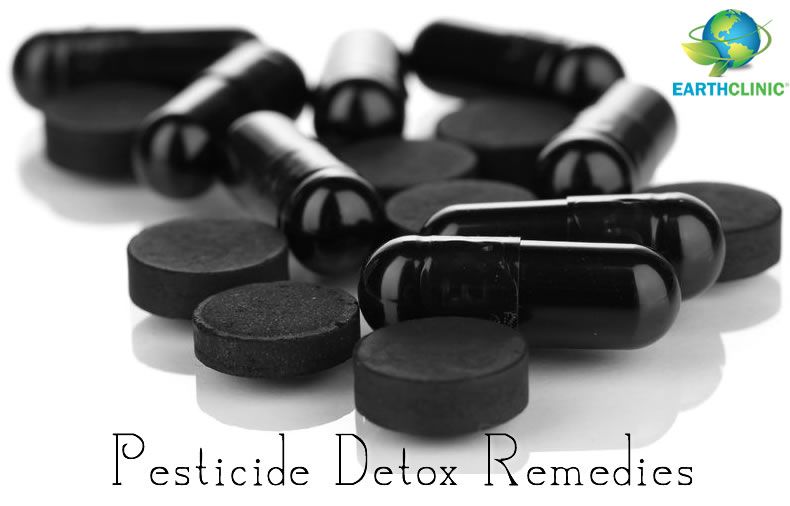 Pesticide Detox Remedies