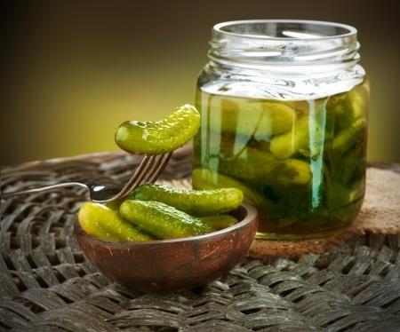 Pickle Juice for Acid Reflux