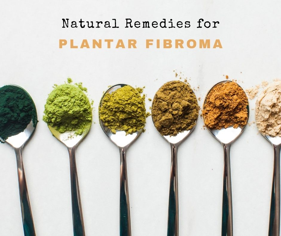 Plantar Fibroma Remedies on Earth Clinic.