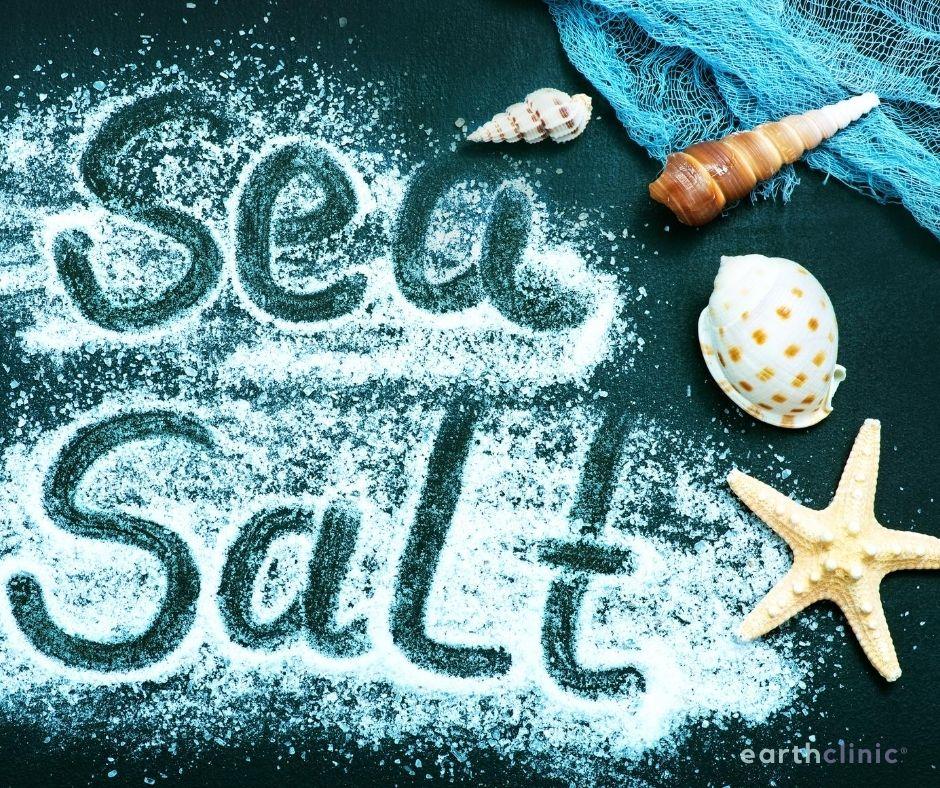 Sea Salt Benefits.