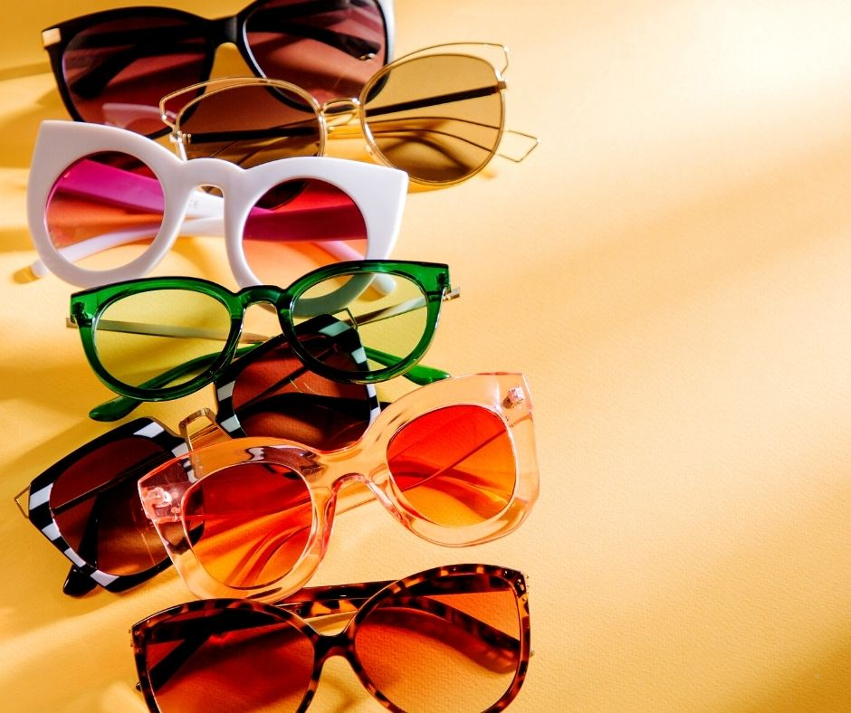 Best sunglasses for eye protection.