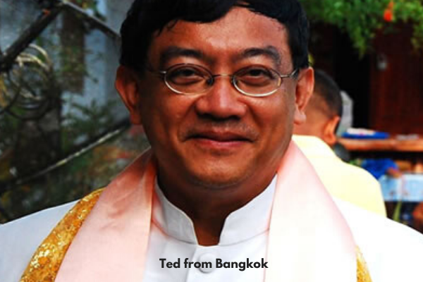Ted from Bangkok