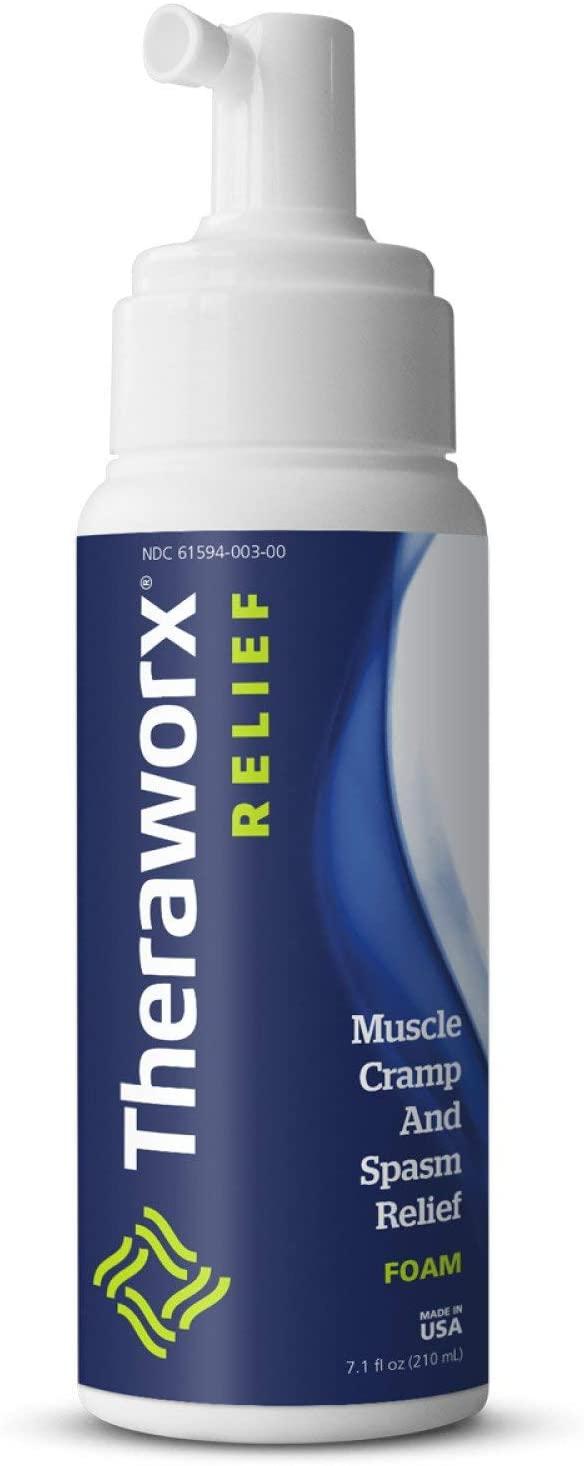 Theraworx homeopathic spray
