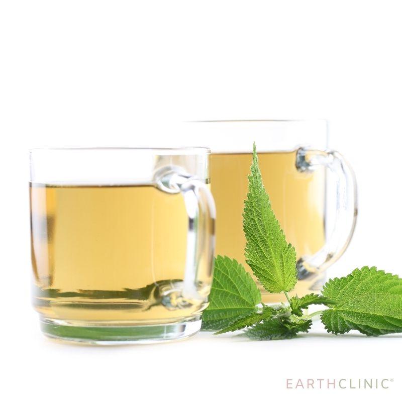 Three Herb Tea.