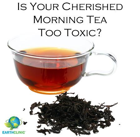 Is Your Tea Toxic?