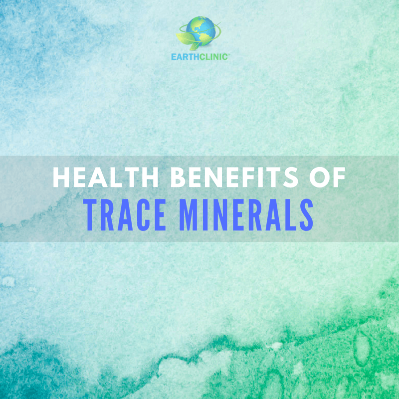 Trace Minerals Health Benefits