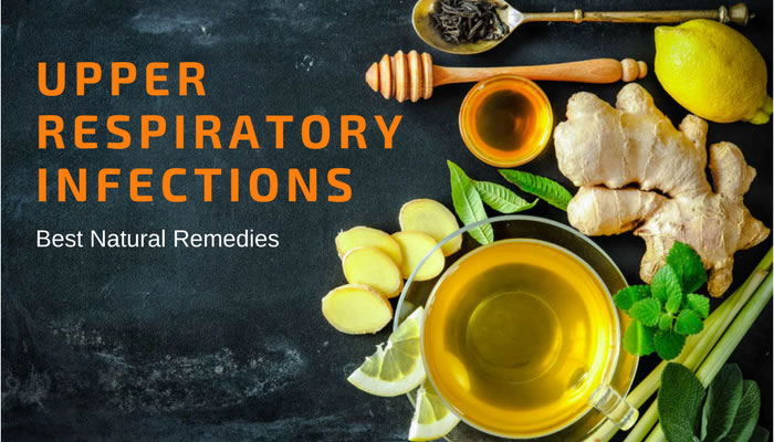 Upper Respiratory Infection Remedies