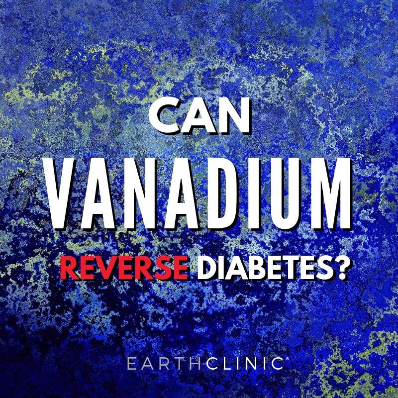 Vanadium for Diabetes