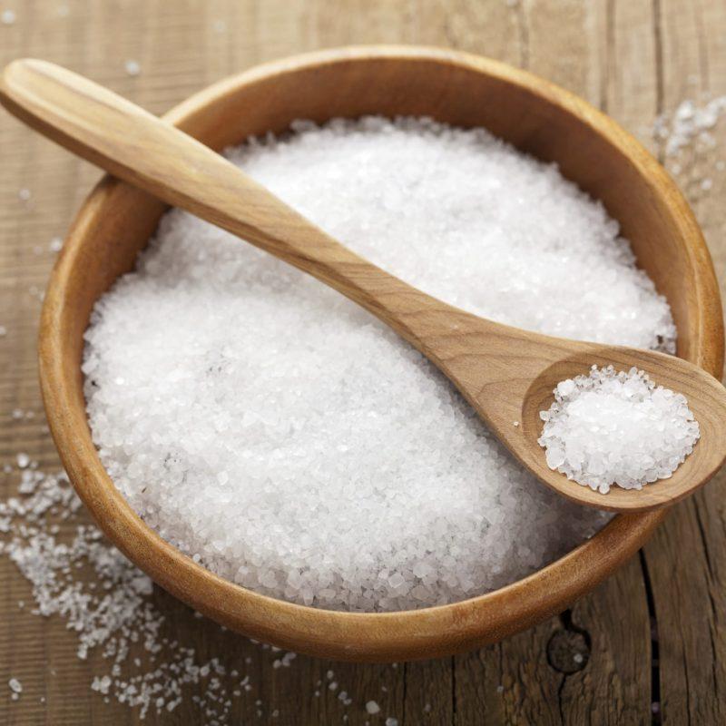 Sea Salt Remedy on Earth Clinic.