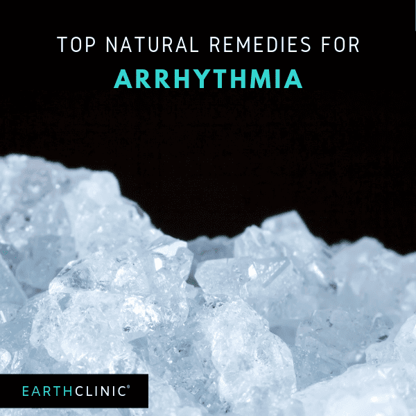 Top natural remedies for arrhythmia,
