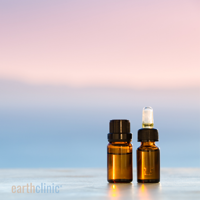 Essential Oils on Earth Clinic.