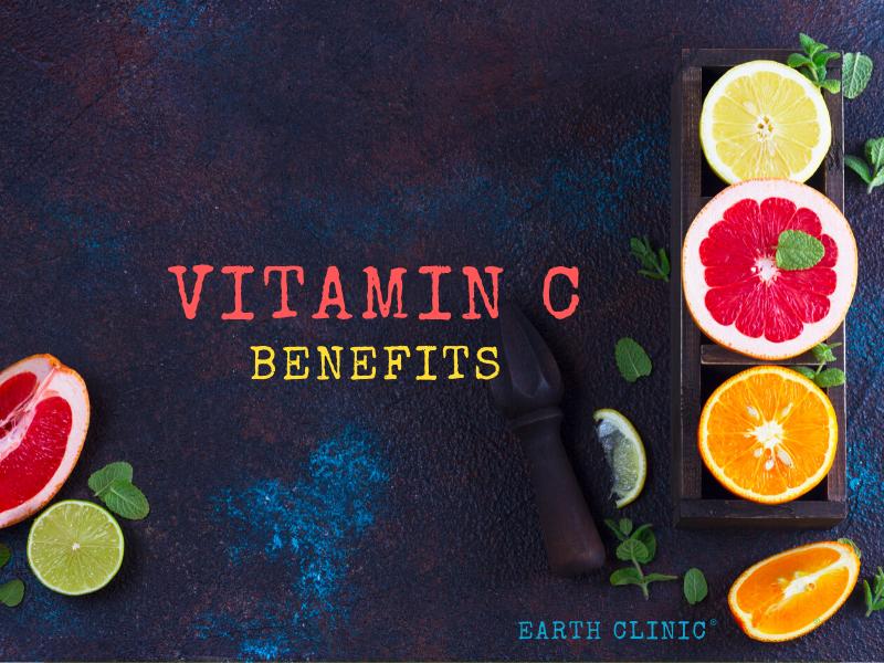 Vitamin C Health Benefits.