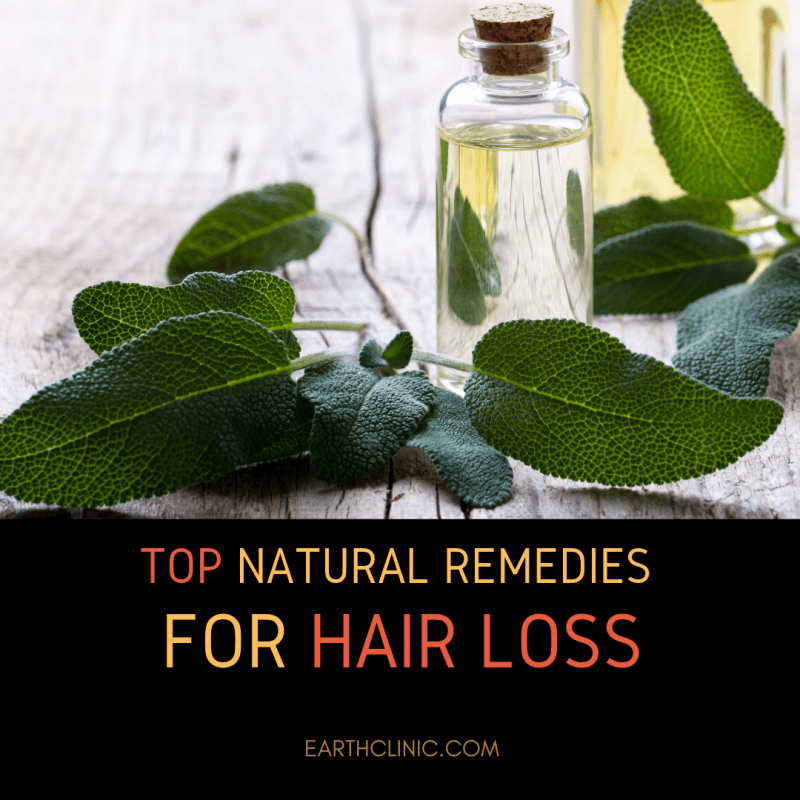 Top Natural Cures for Hair Loss